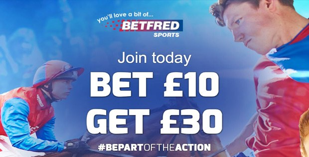 betfred New Free Bet No Deposit