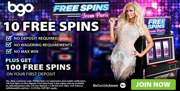 Bgo Casino New Free Bet No Deposit