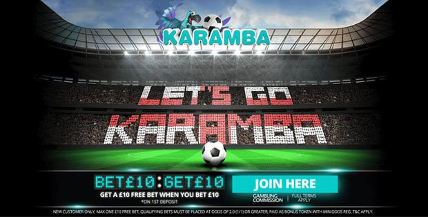 karamba New Free Bet No Desposit