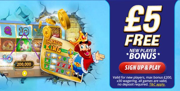 Casino Free Bet No Deposit Uk