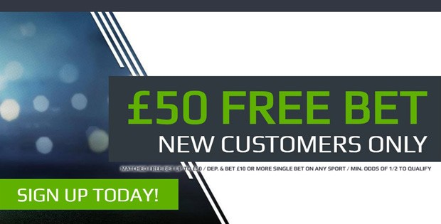 Netbet welcome offer