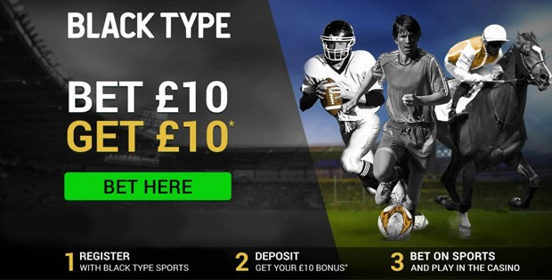 blacktype free bet
