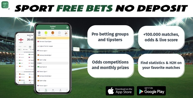 Sports betting free bets no deposit rules of sports betting in vegas