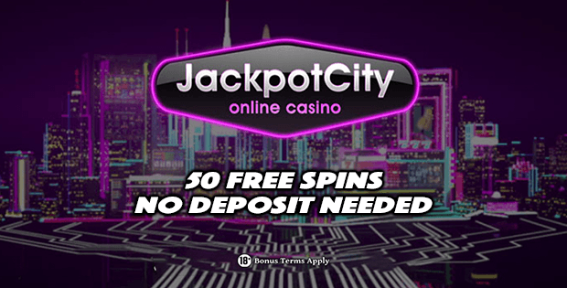 jackpot city casino free bet