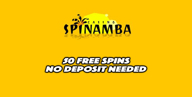 spinamba casino free bet