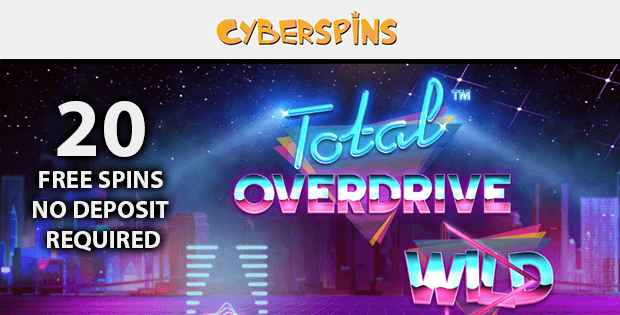 cyberspins casino free bet