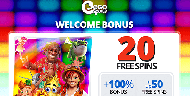 ego casino free bet