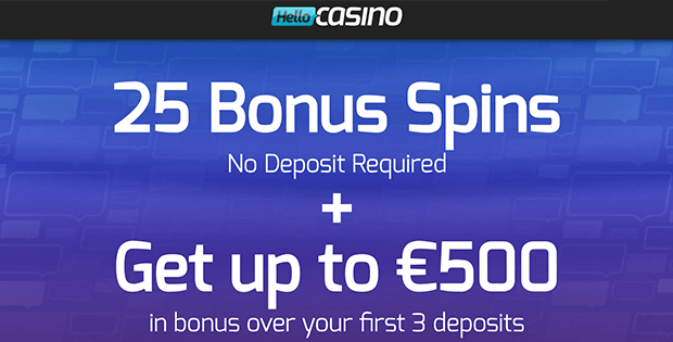 hello casino free bet