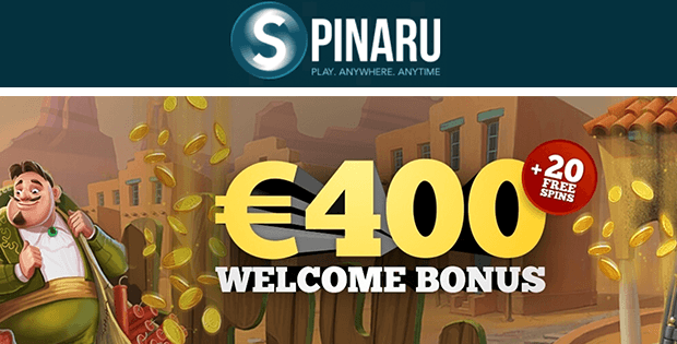 spinarucasino casino free bet