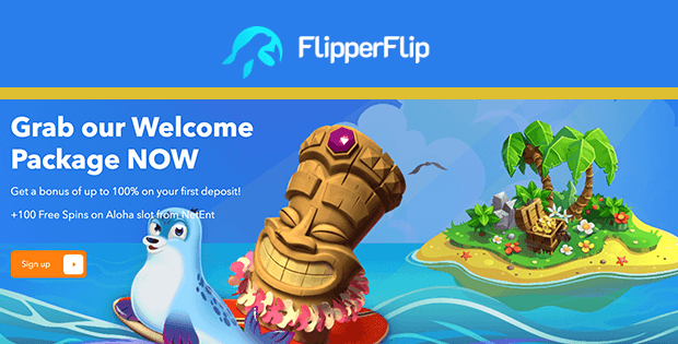 flipperflip casino free bet