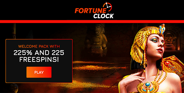 fortune clock casino free bet no deposit