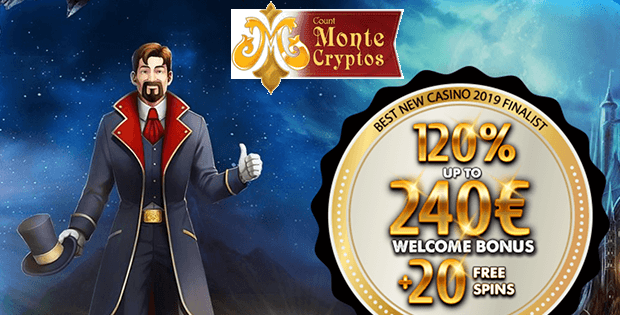 monte cryptos casino free bet