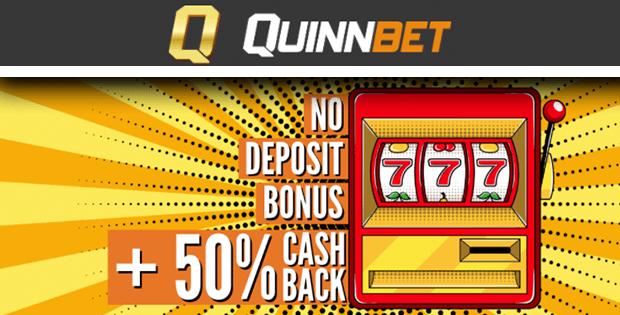 quinnbet casino free bet no deposit